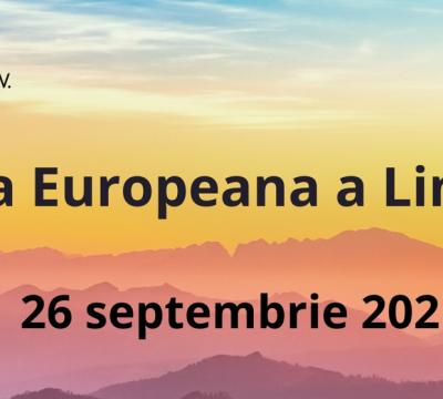 Ziua Europeană a Limbilor – Europäischer Tag der Sprachen